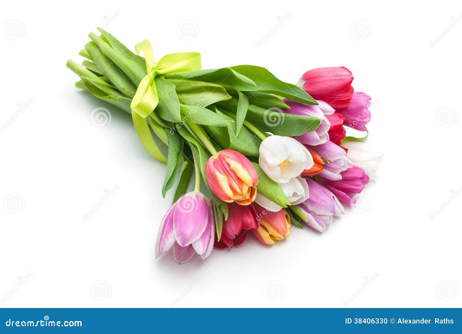petit bouquet des fleurs de tulipes de ressort photo stock image du festive gratitude 38406330. Black Bedroom Furniture Sets. Home Design Ideas