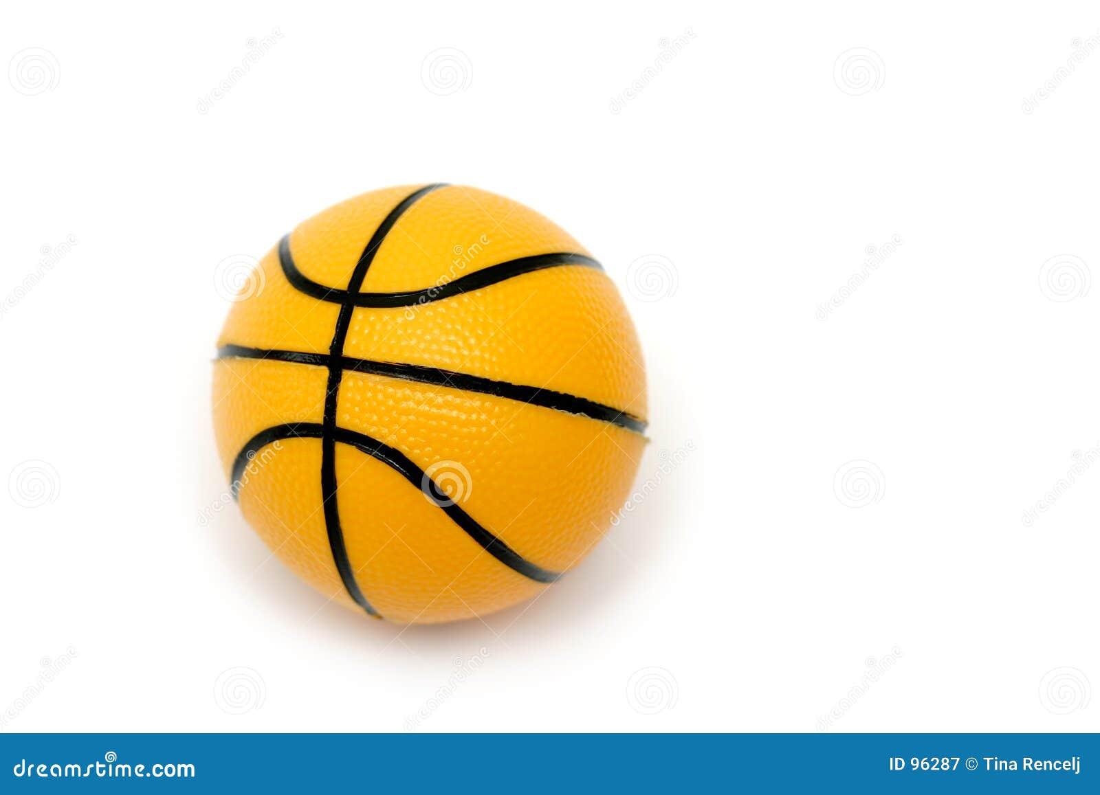 petit jouet de basket ball image stock image du panier 96287. Black Bedroom Furniture Sets. Home Design Ideas