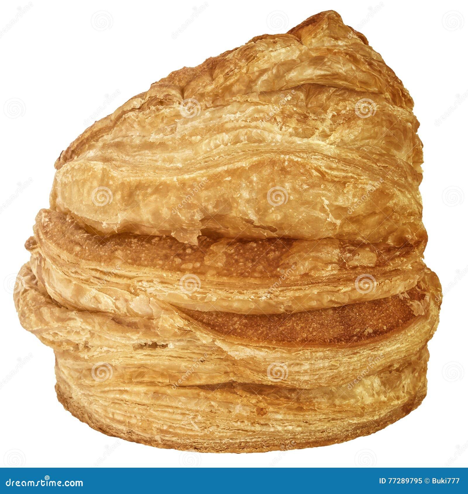 Petit Pain Delicieux De Pate Feuilletee De Croissant De Fromage D