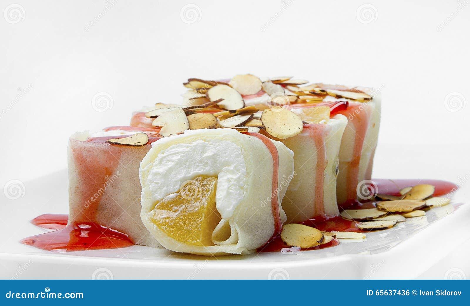 Petit pain de fruit