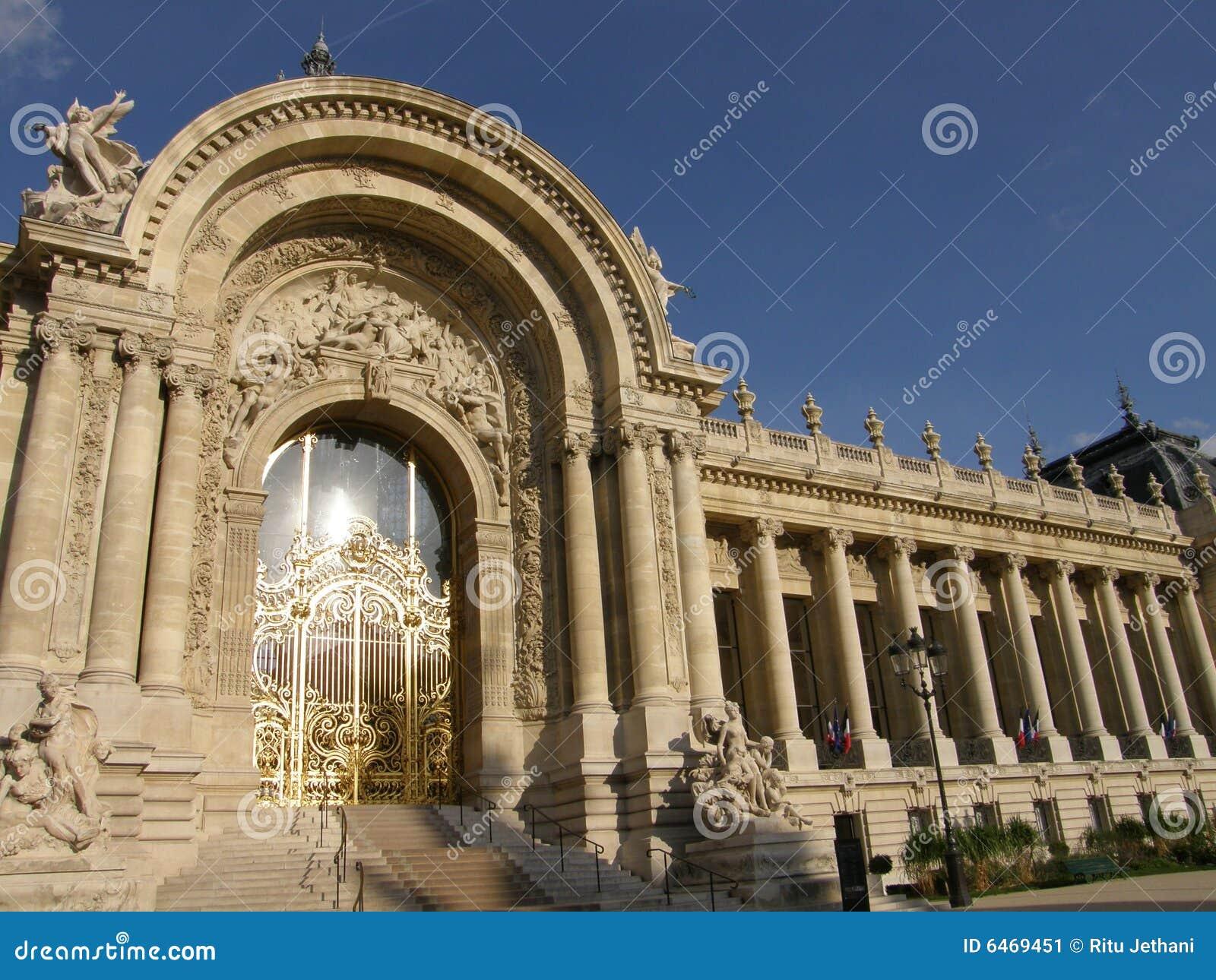 Petit palais Paryża