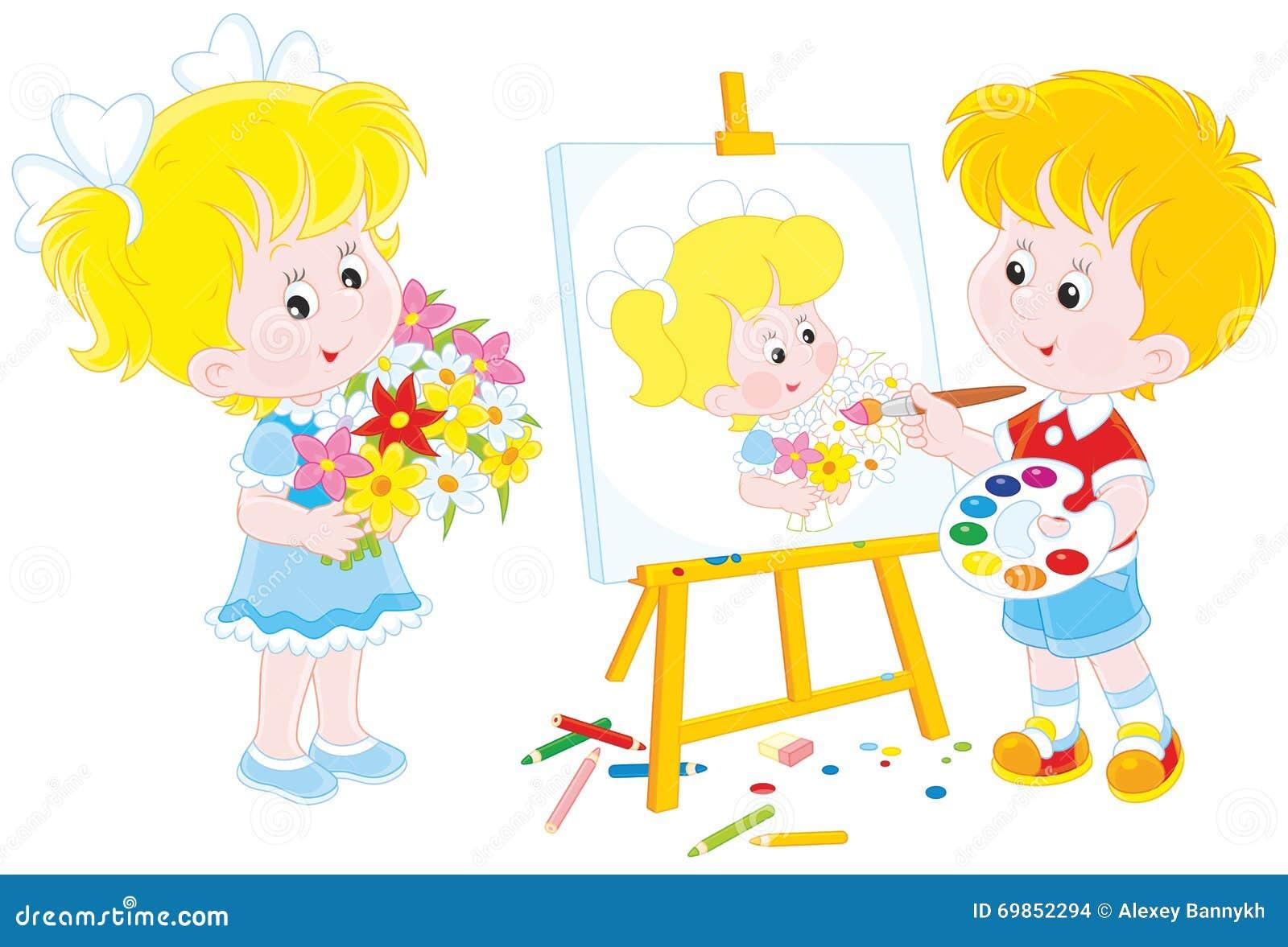 Petit peintre