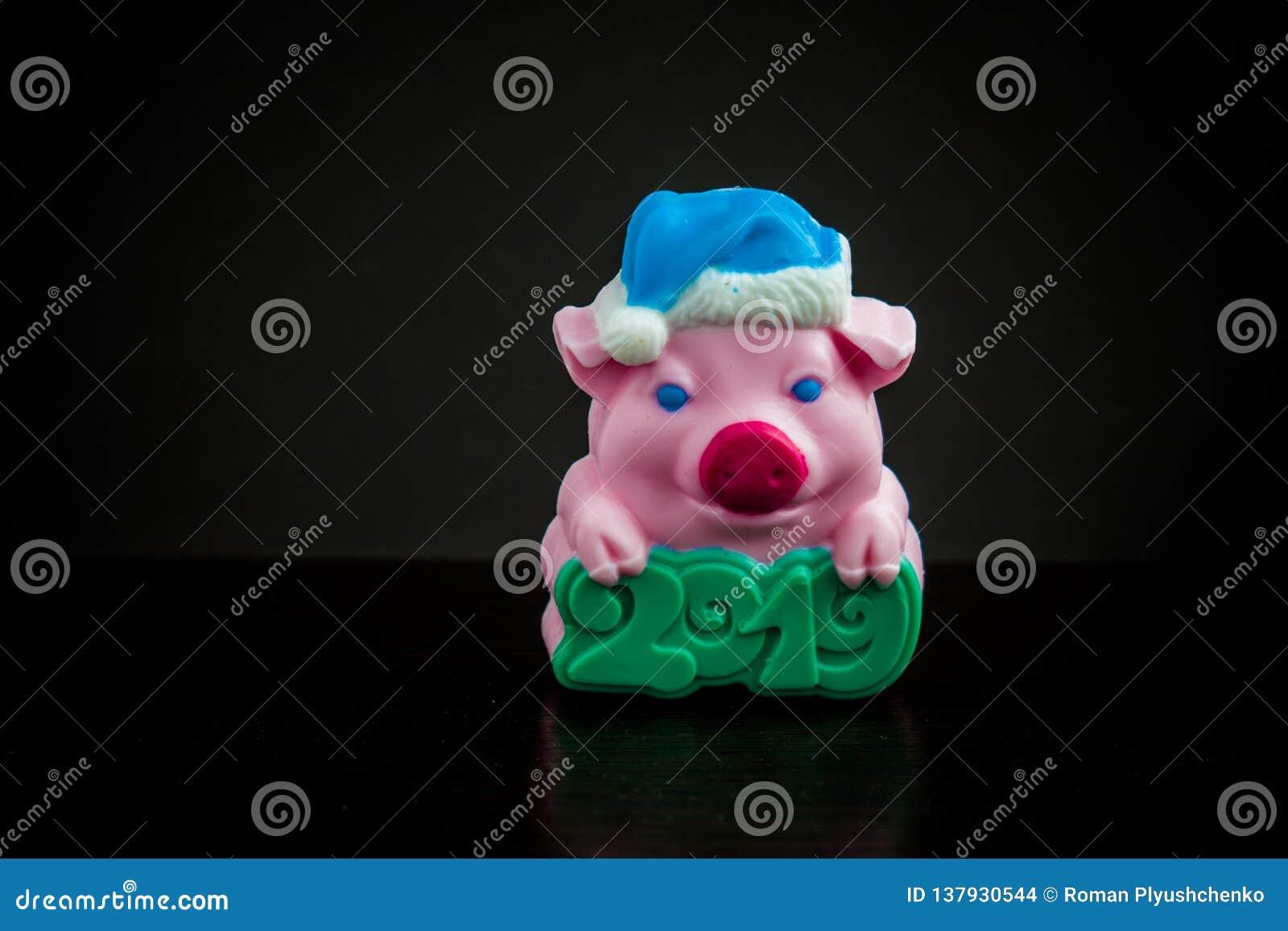 Petit porc de savon 2019 ans