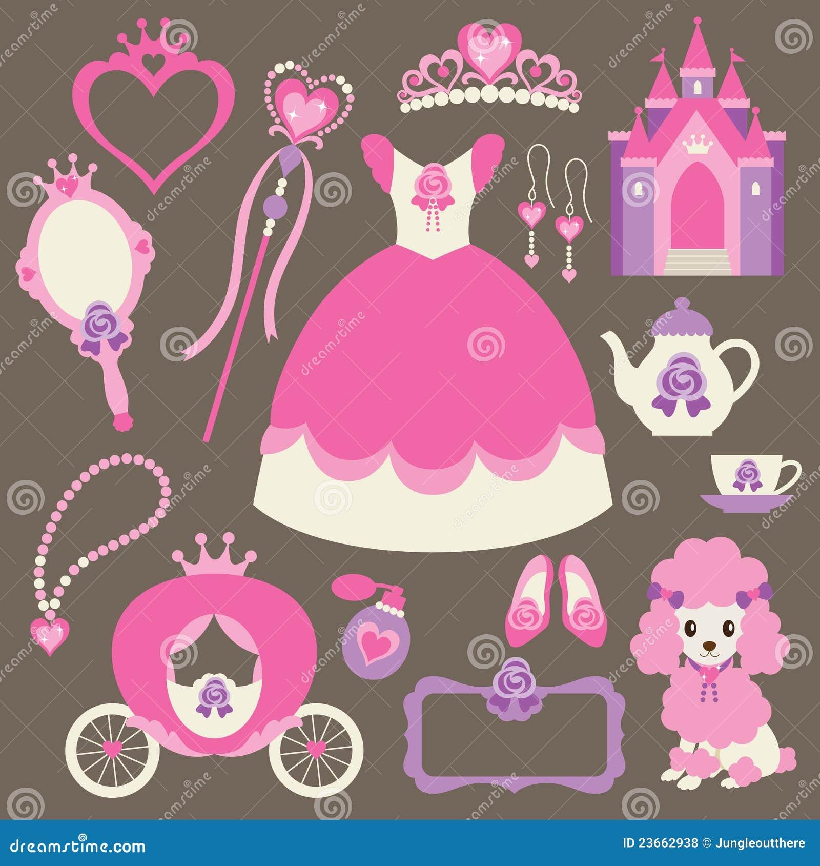 Petit princesse Set