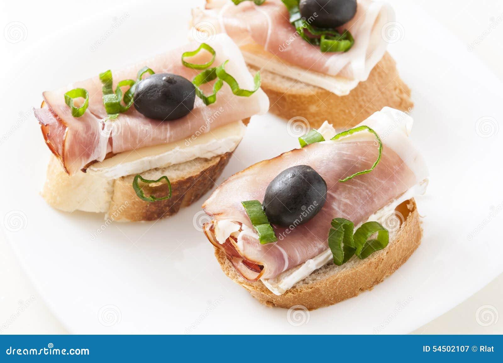 Petit sandwich
