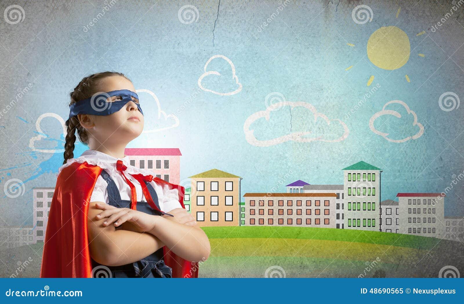 Petit superhero