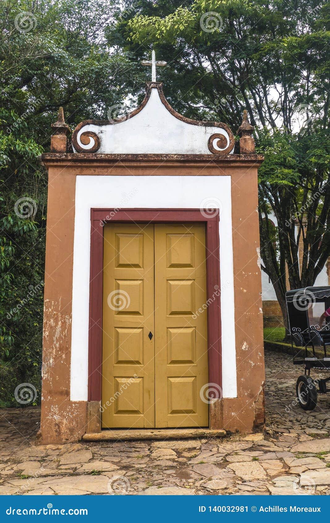 Petite église de Tiradentes