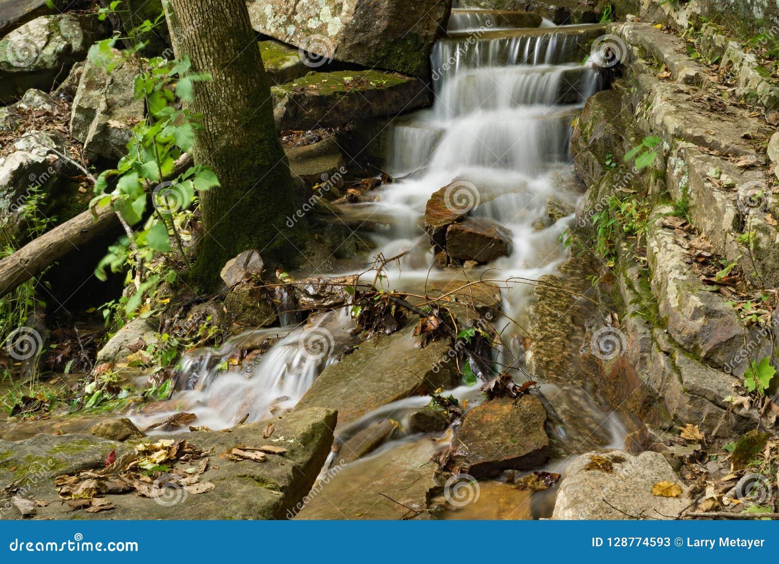 Petite cascade de cascade - 2