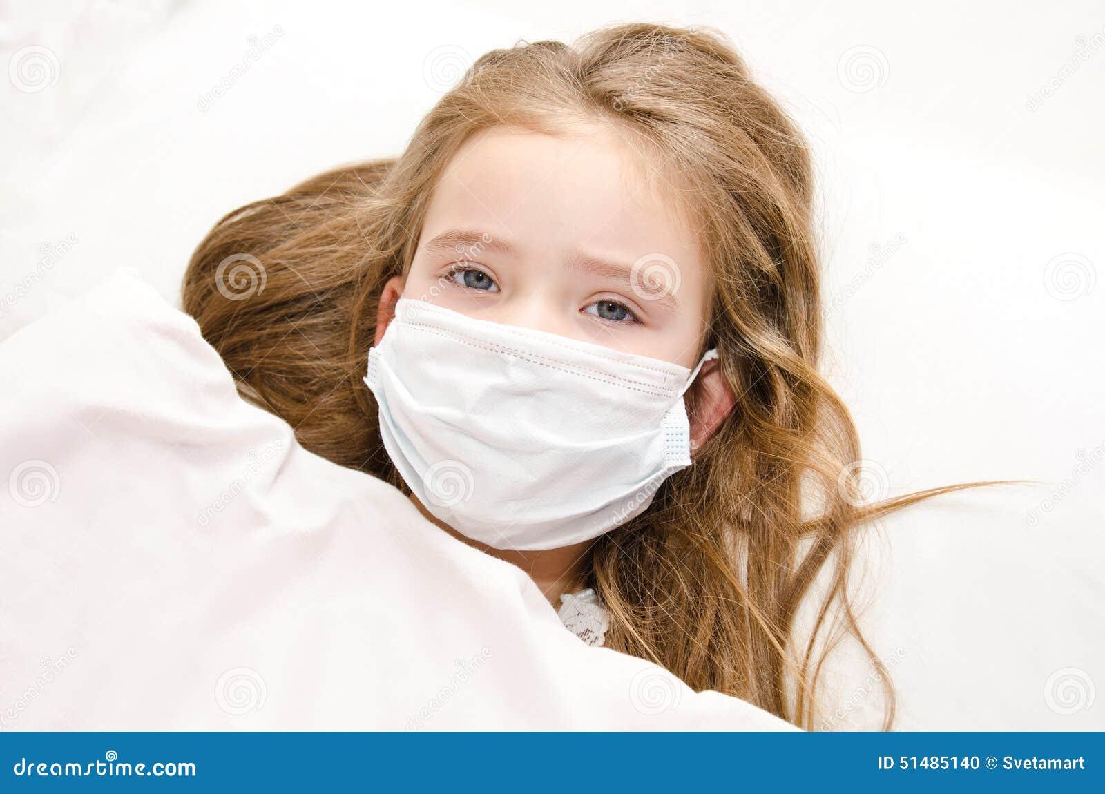 masque bacterien virus