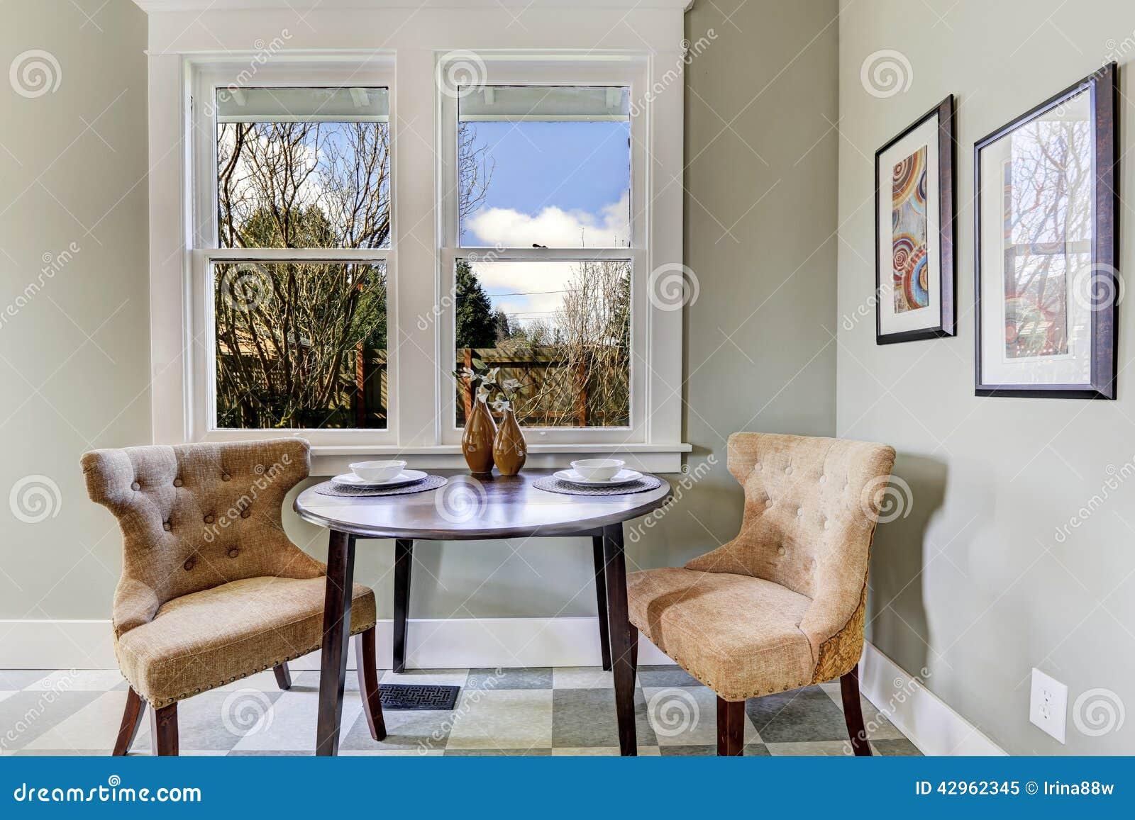Petite salle manger dans la chambre de cuisine image for Petite salle a manger