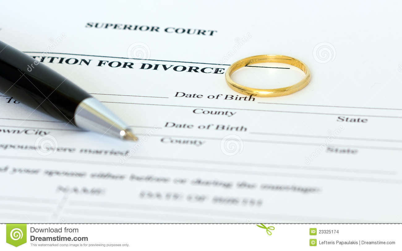 thesis on marriage and divorce