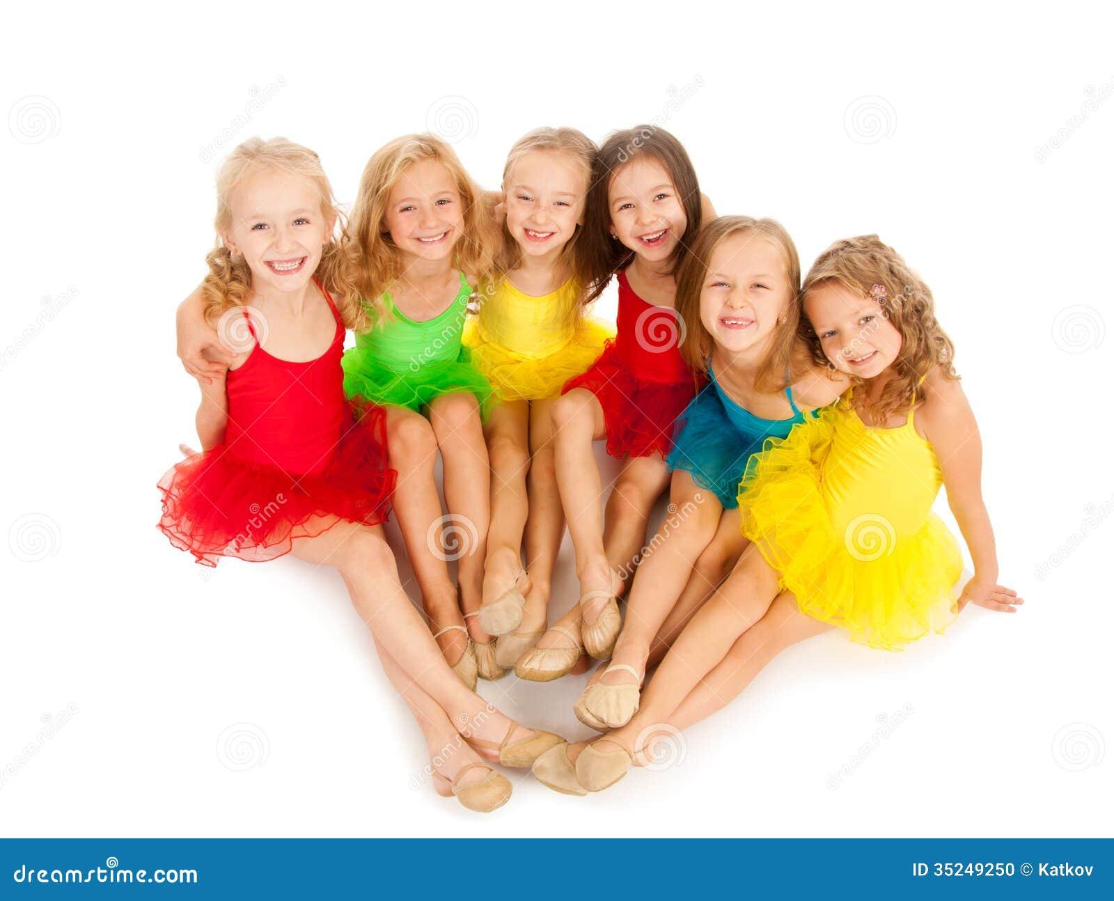 Petits danseurs classiques