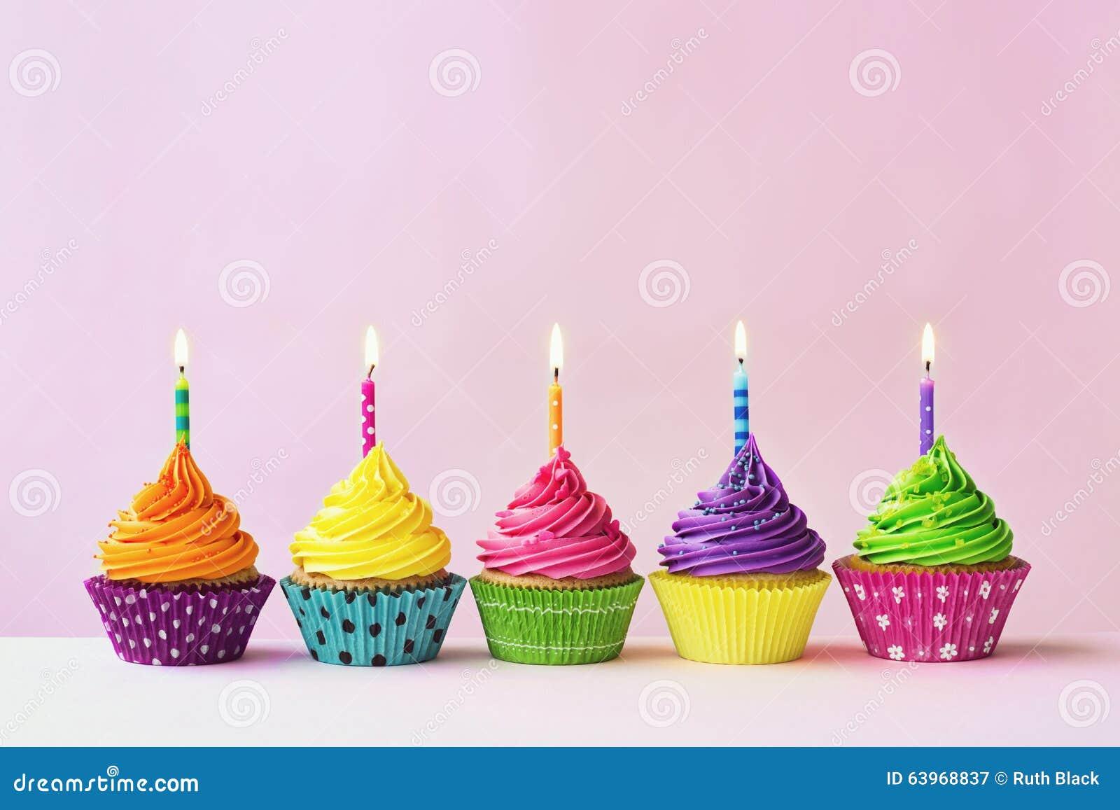 Petits gâteaux d anniversaire