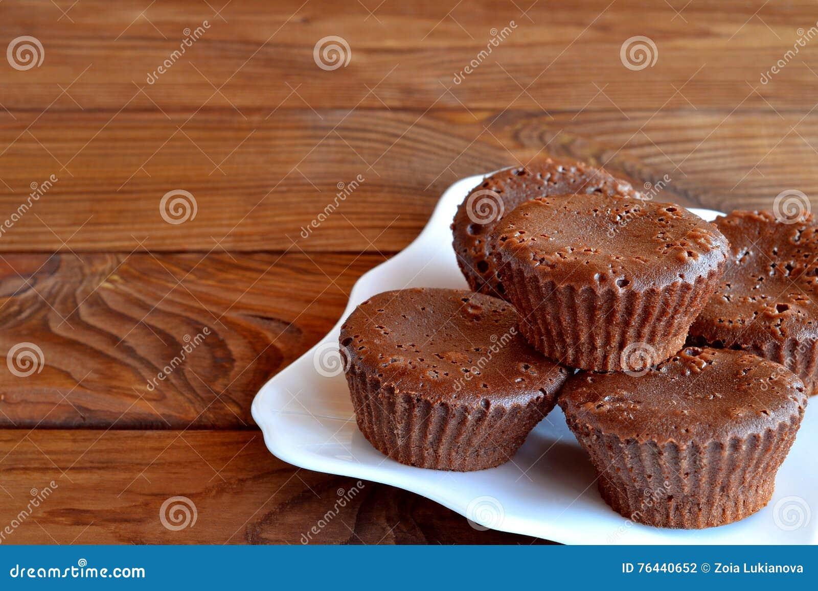 Idée De Dessert Facile.Petits Pains De Chocolat Idée Facile Pour Le Dessert