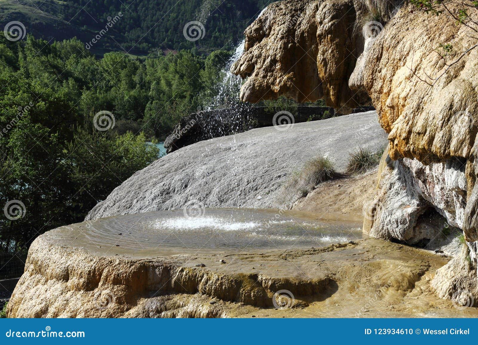 Petrified Fountain of Réotier, Hautes-Alpes, France