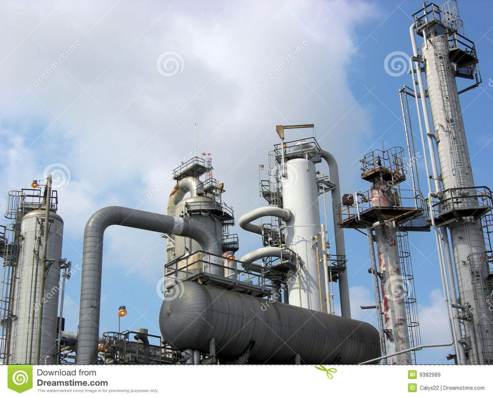 Petrochemicalenhet