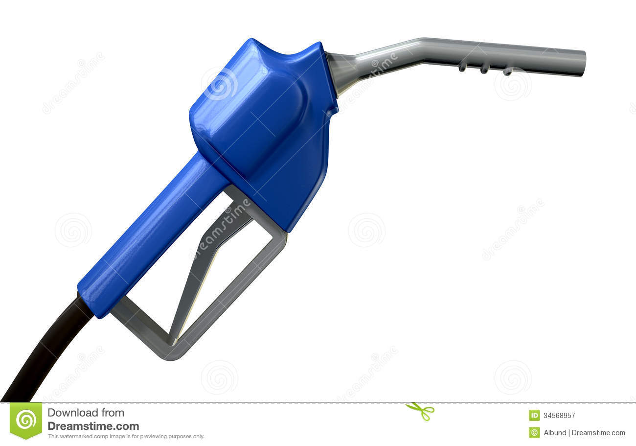 Petrol Handle And Nozzle Side Gasoline Pump Handle