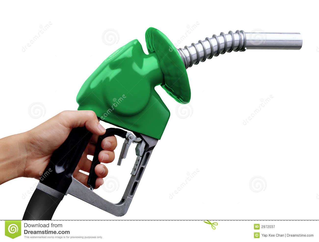 Petrol Pump Royalty Free Stock Photography - Image: 2972037