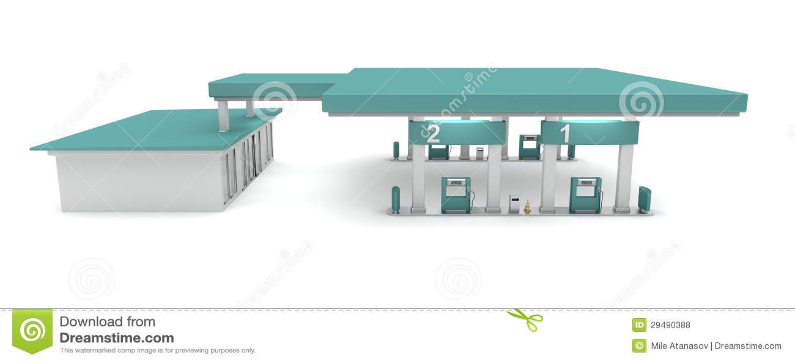 Free Gas Station Business Plan