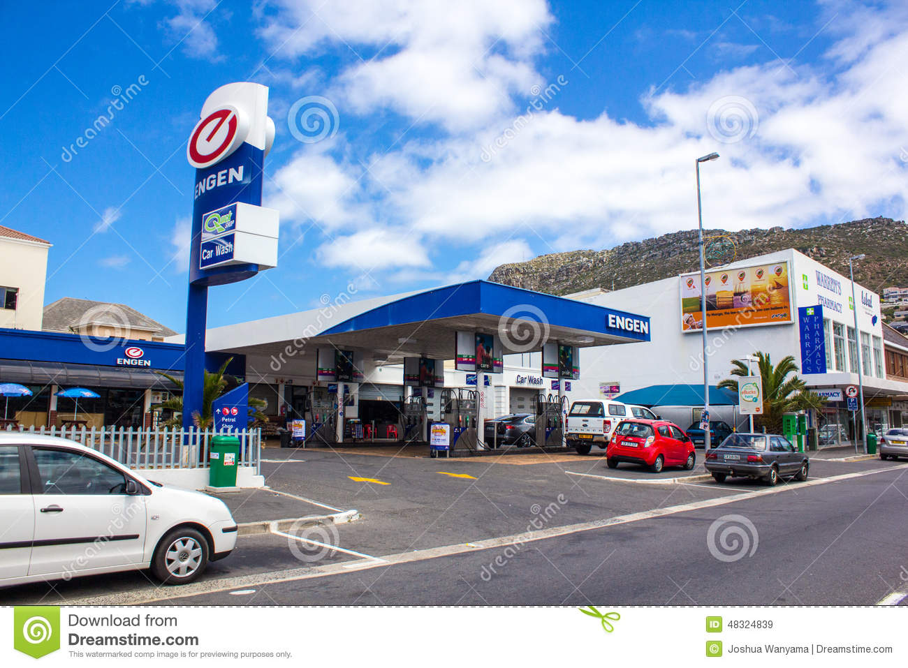 filling station business plan south africa