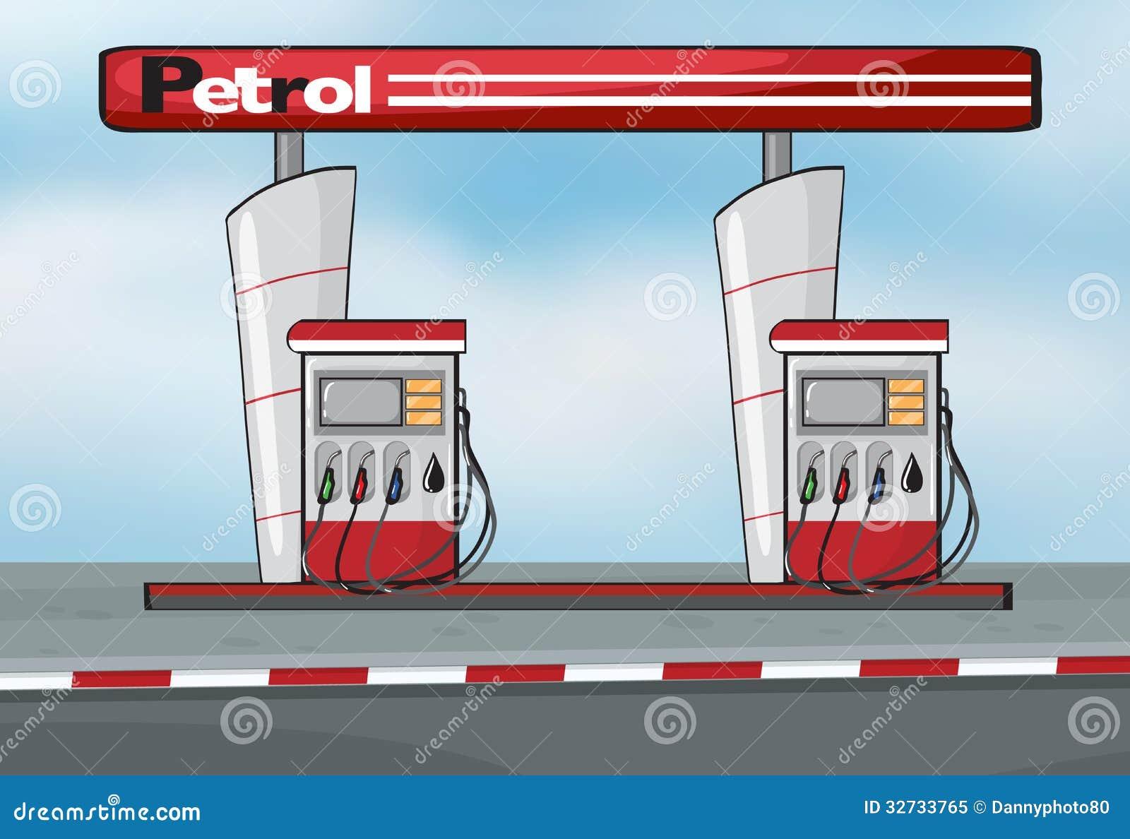 free petrol station business plan