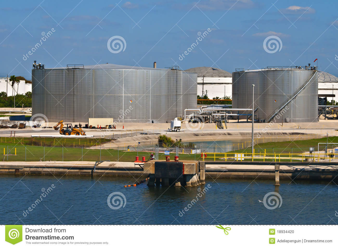 Metallic gas and petroleum fuel storage tanks, and related equipment ...