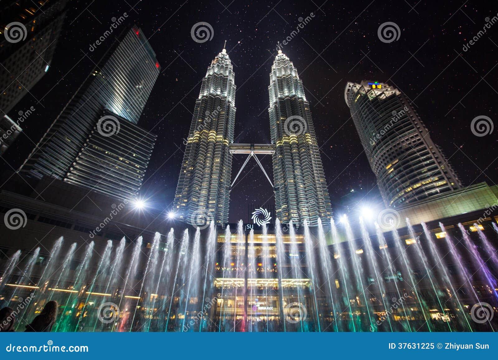 Petronas bliźniacze wieże