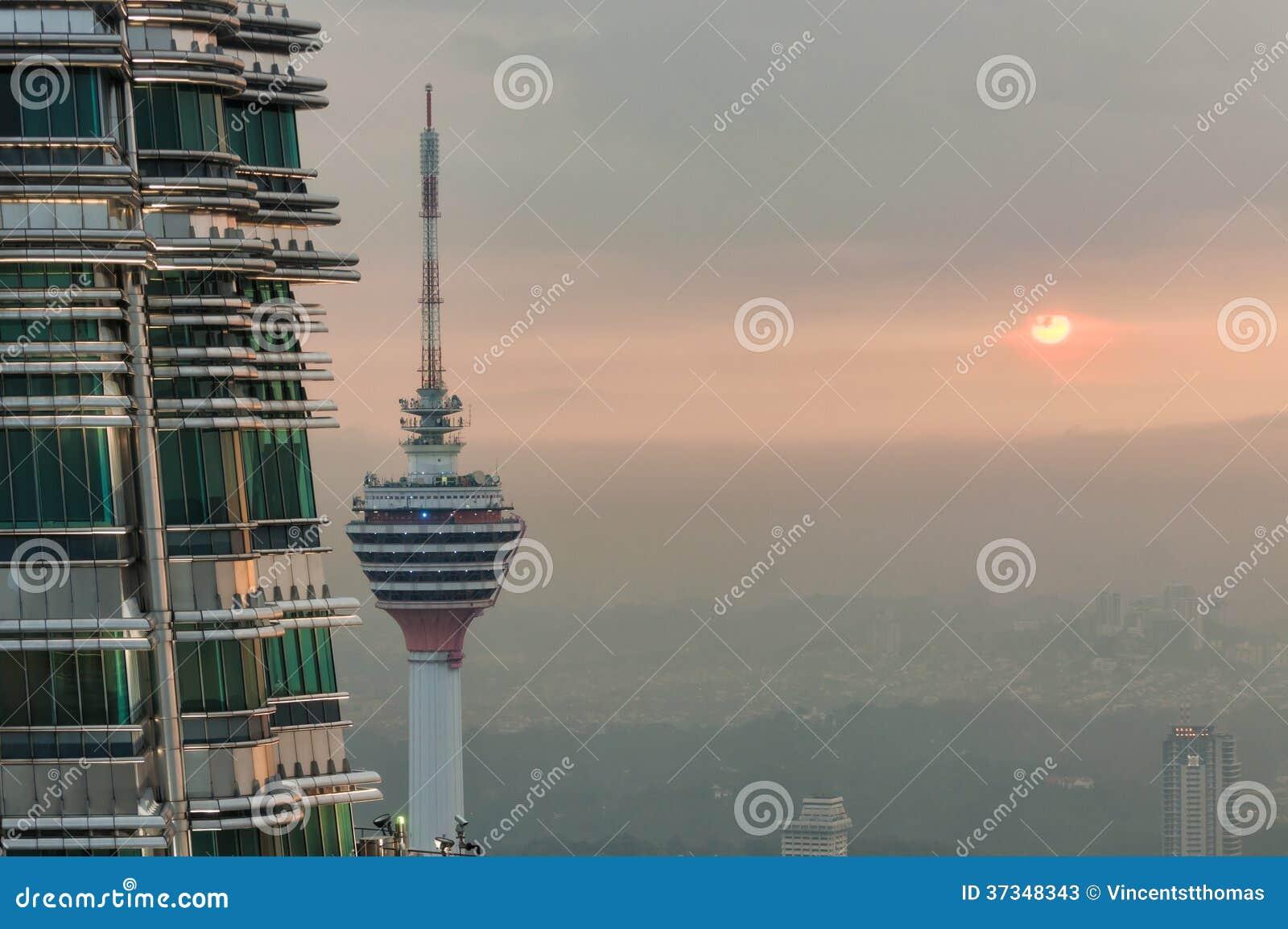 Petronas torn