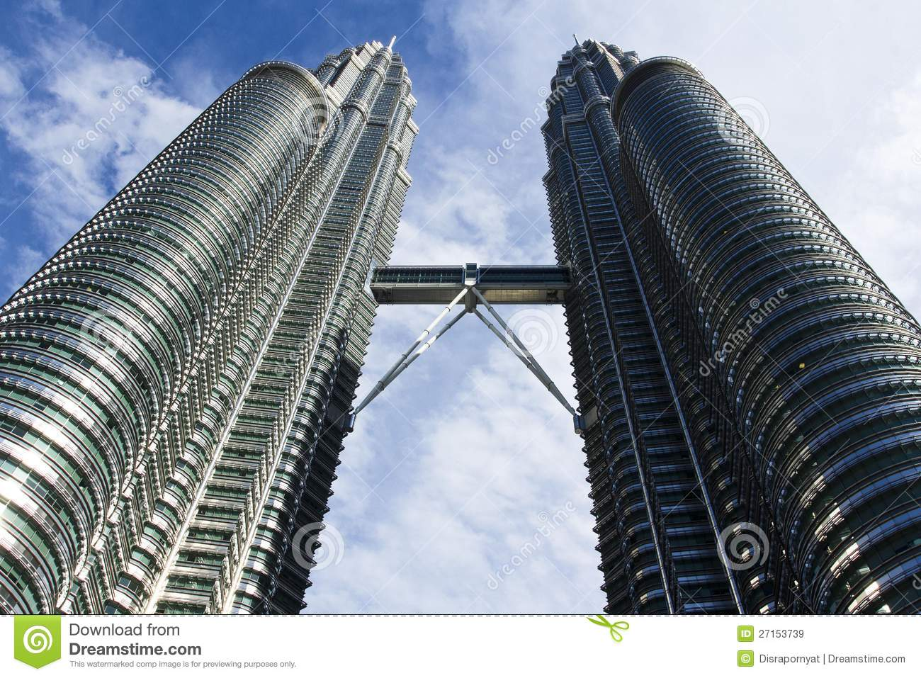 Facts About The Petronas Twin Towers The Petronas Twin Towers on
