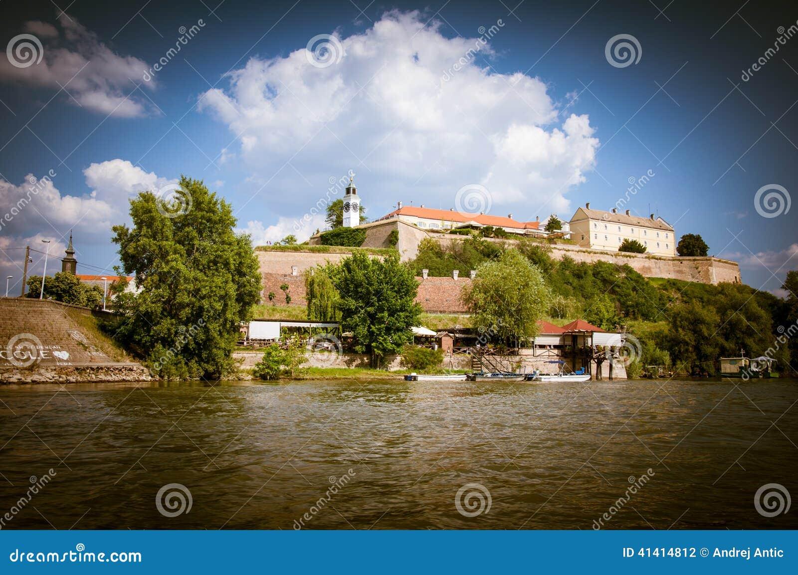Petrovaradin fortess