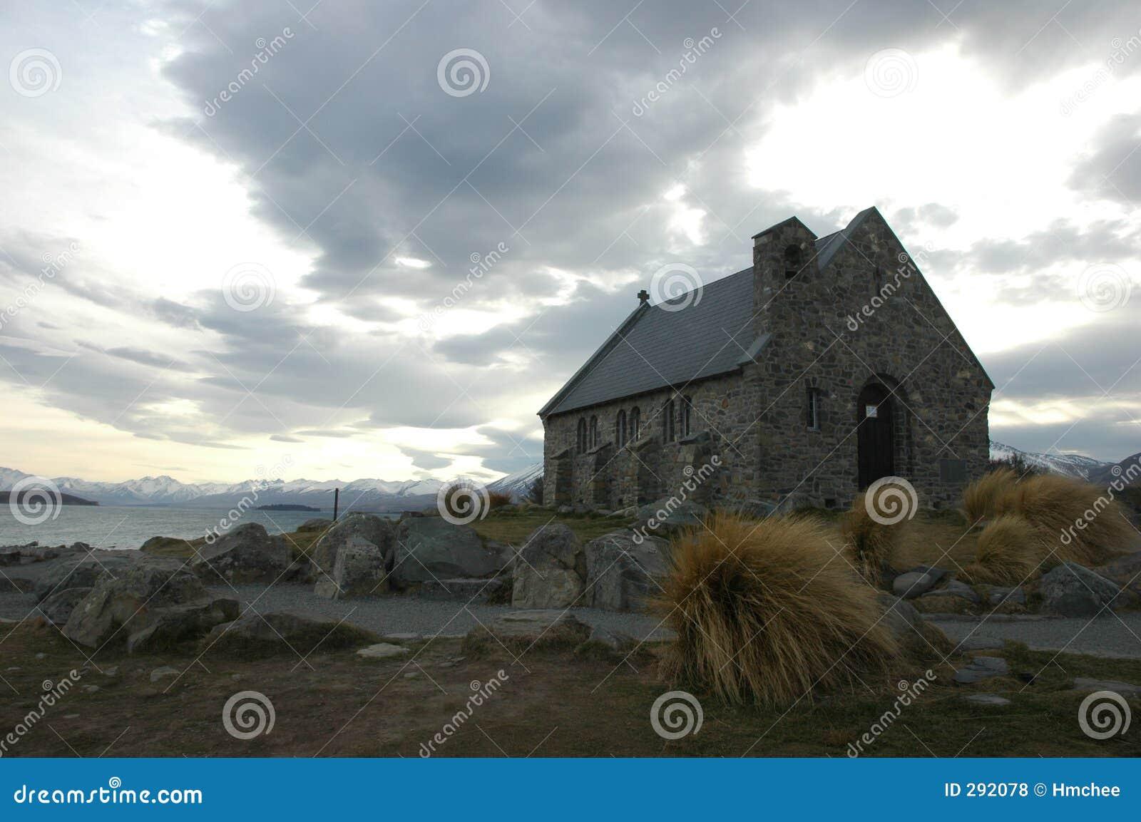 Peu d église du bon berger