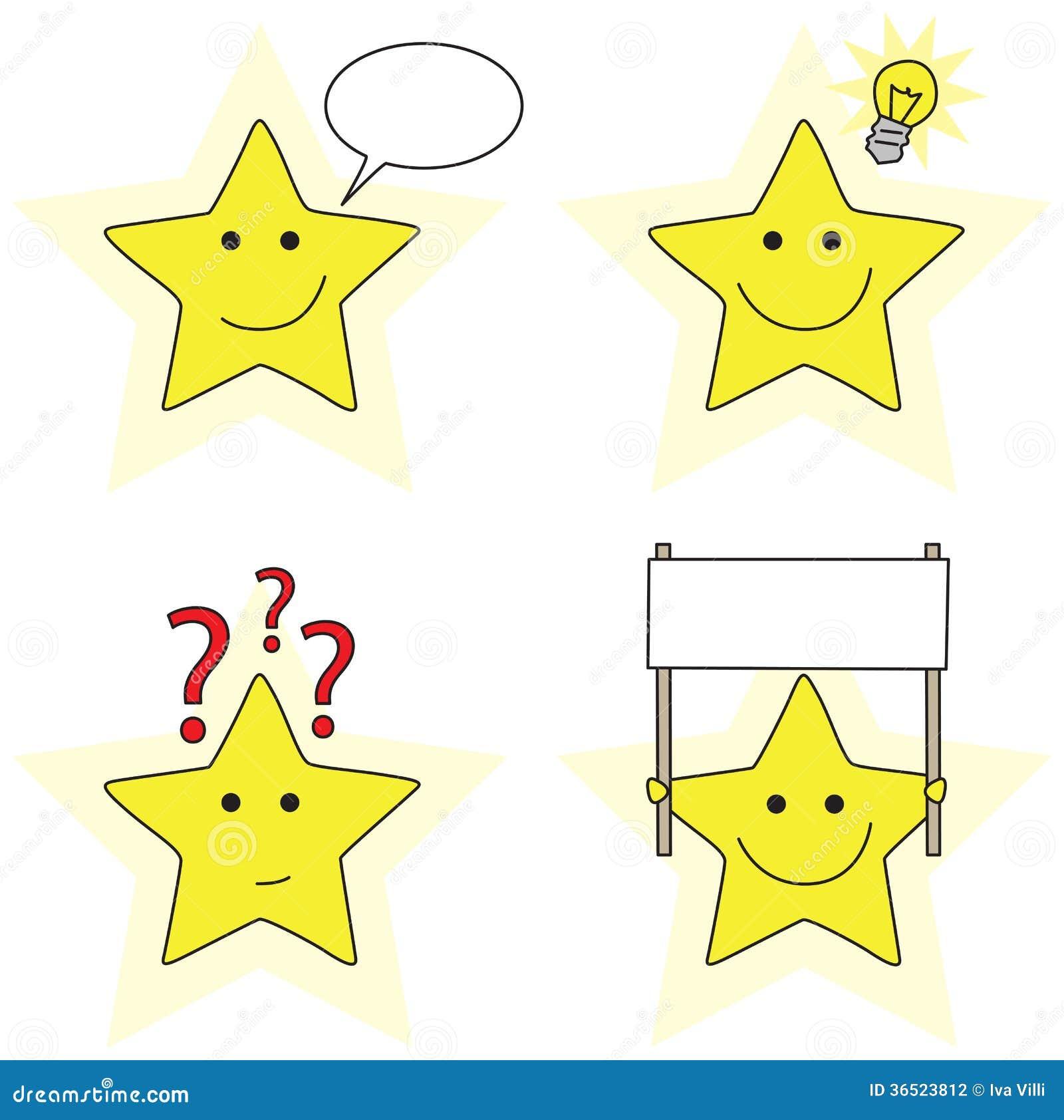 Peu d étoiles