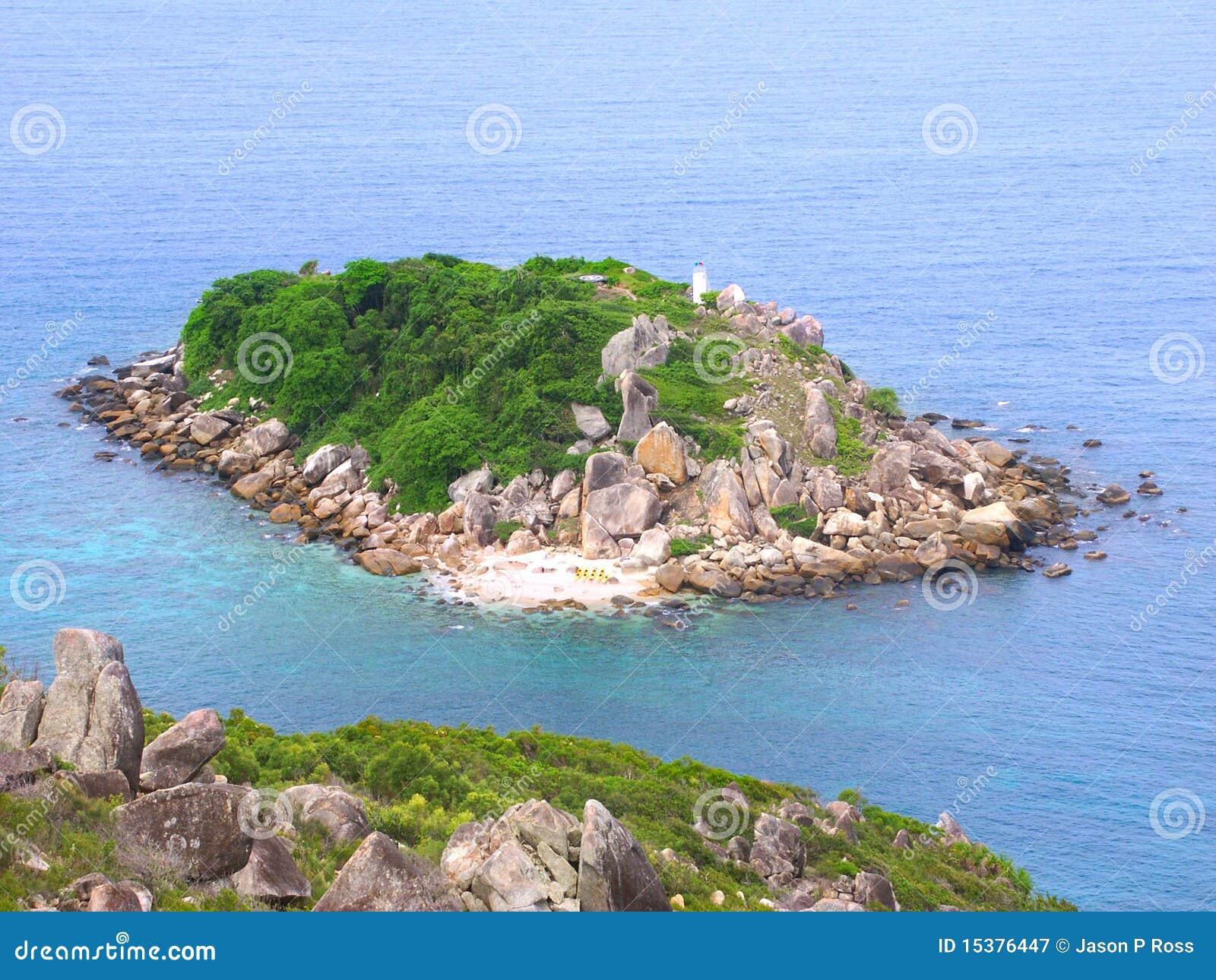Peu d île de Fitzroy - Australie
