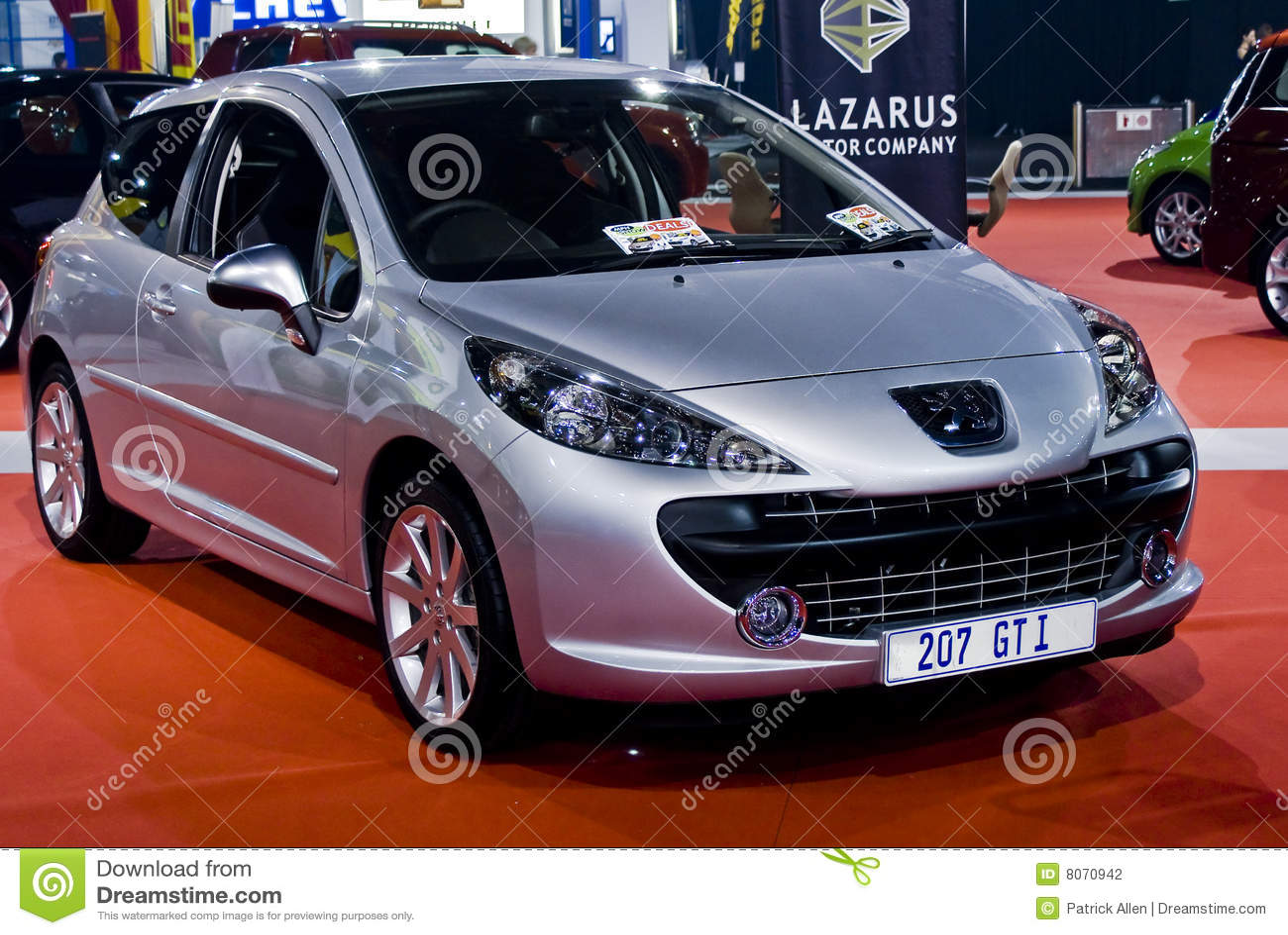 Peugeot 207 Gti - Portilla De 5 Puertas
