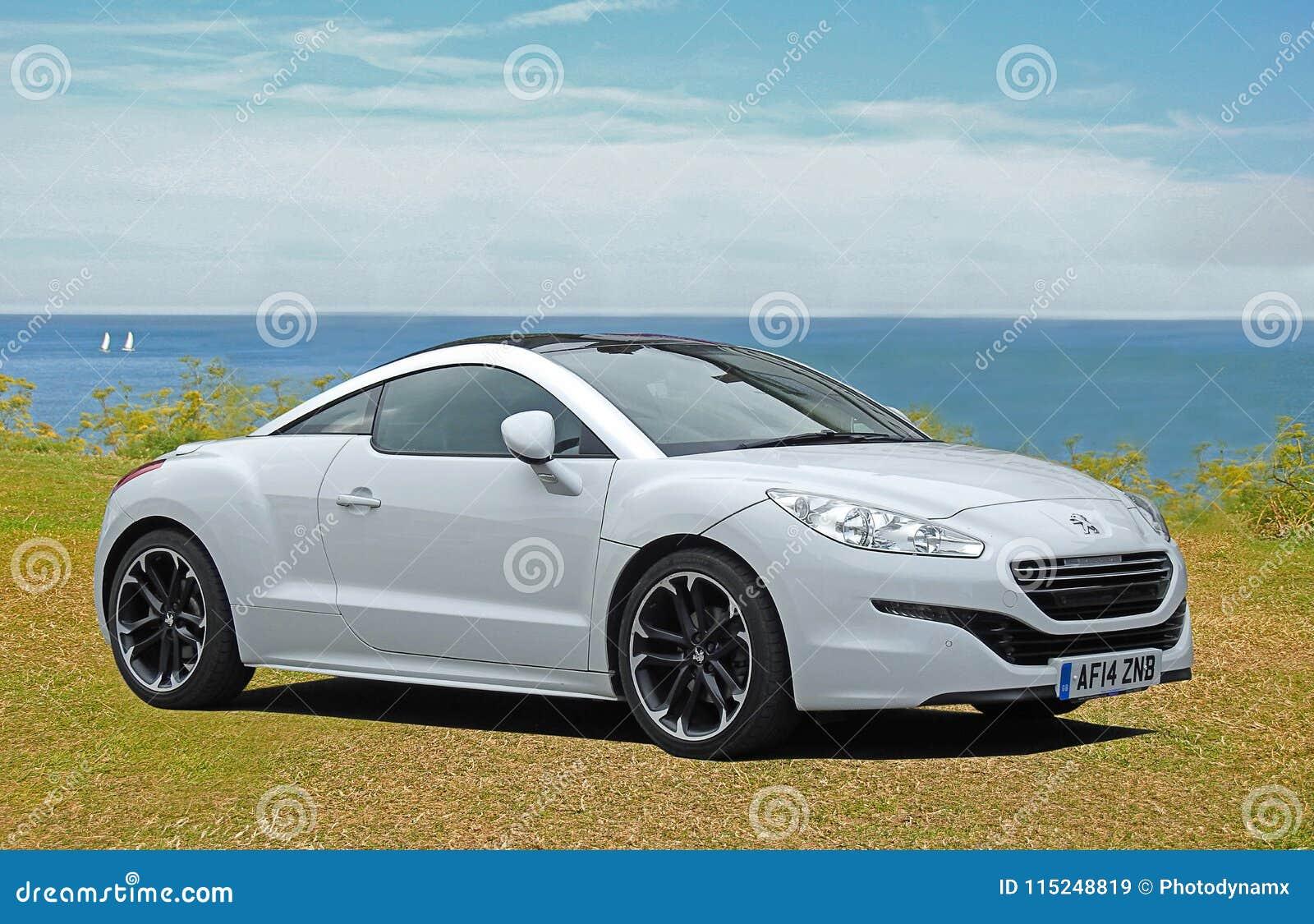 Peugeot Folatre Le Rcz De Coupe Image Stock Editorial Image Du