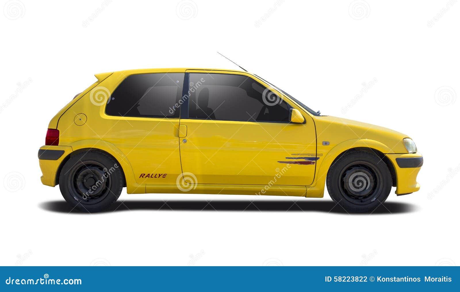 Peugeot 106 Rallye Editorial Photography Image Of Rallye 58223822