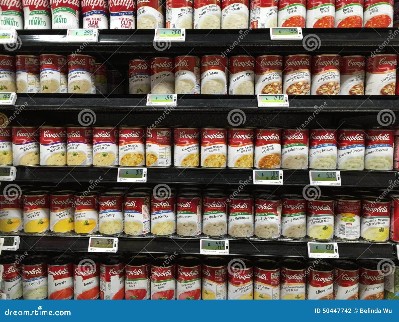 Peut la soupe photographie ditorial image 50447742 - Peut on congeler de la soupe ...