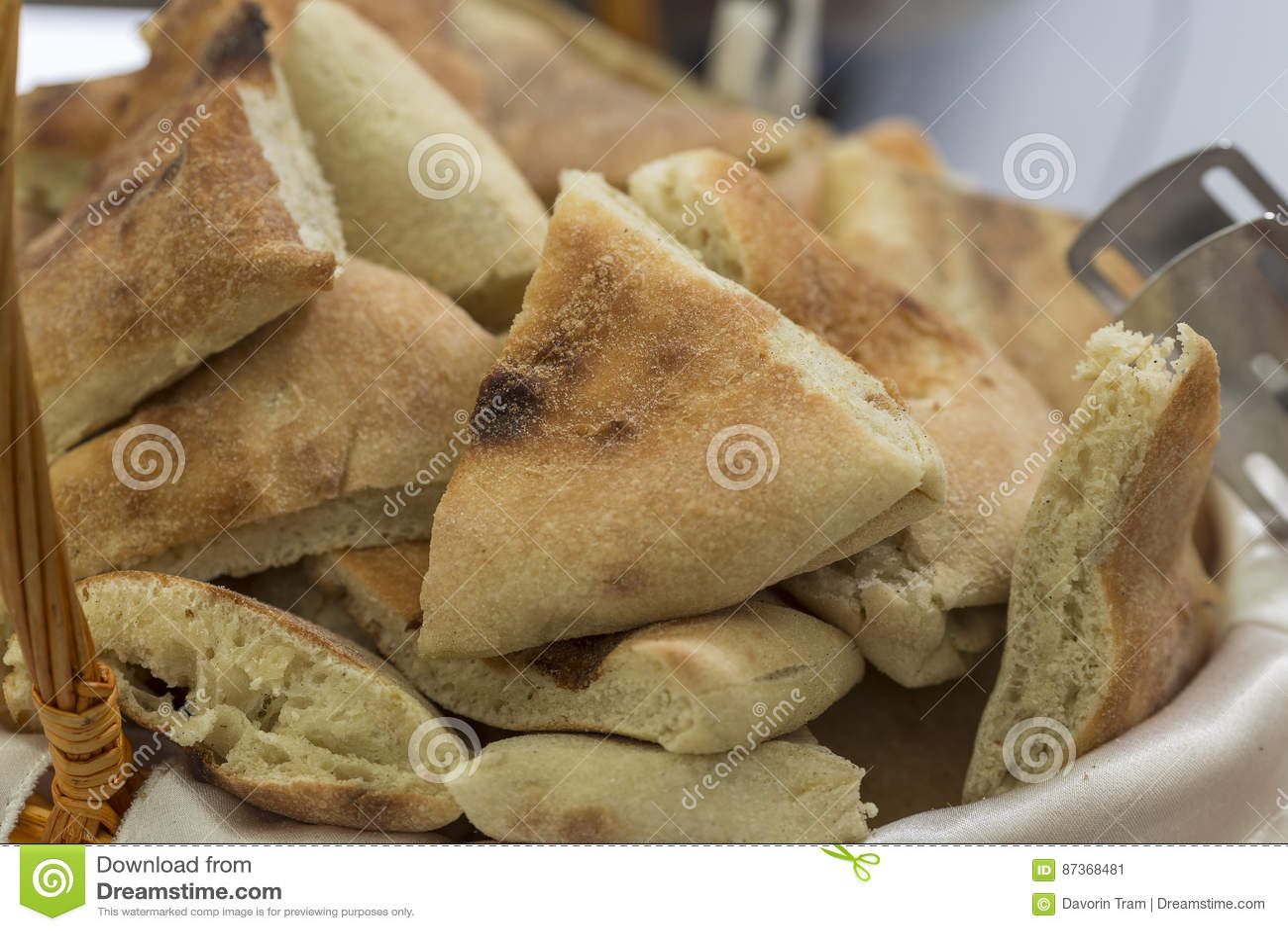 Pezzi di pane