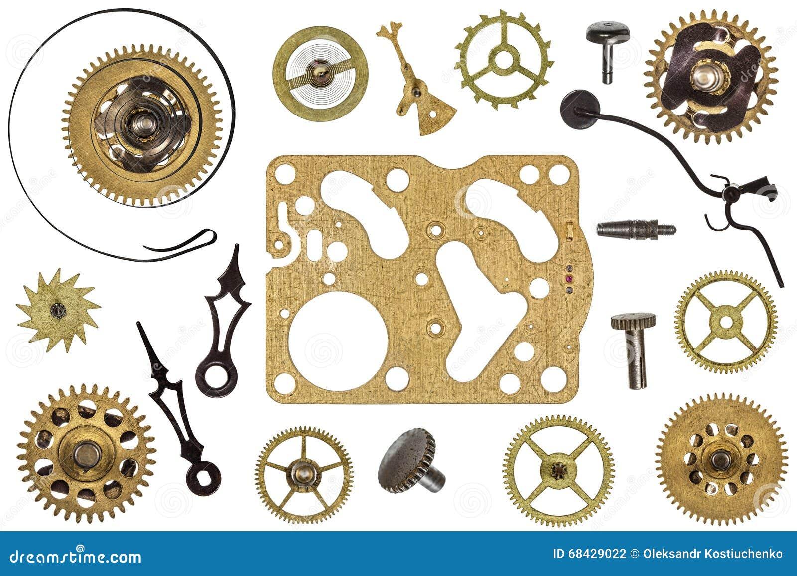 pezzi di ricambio orologio