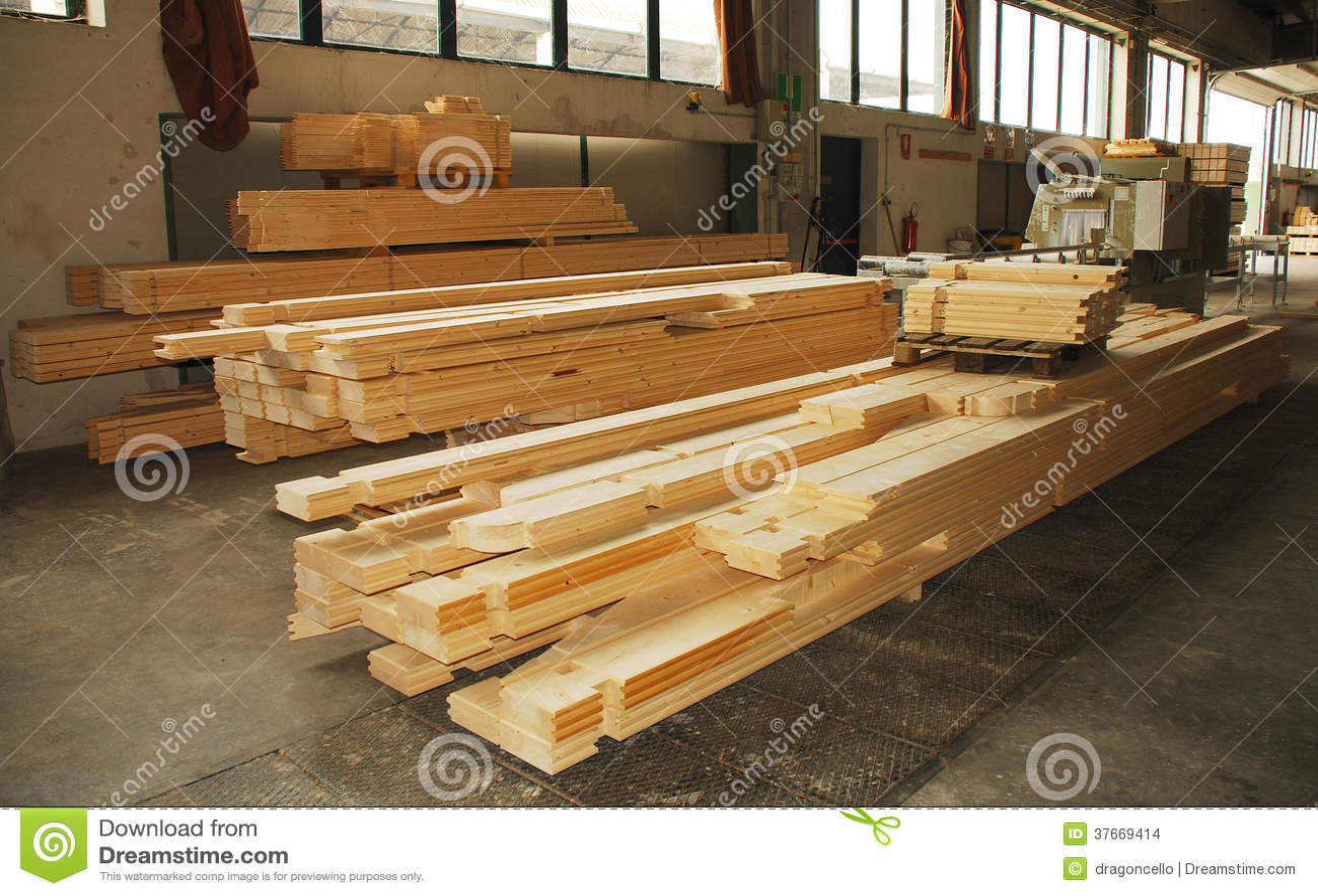 Pezzi prefabbricati di legno della camera in fabbrica for Prefabbricati di legno