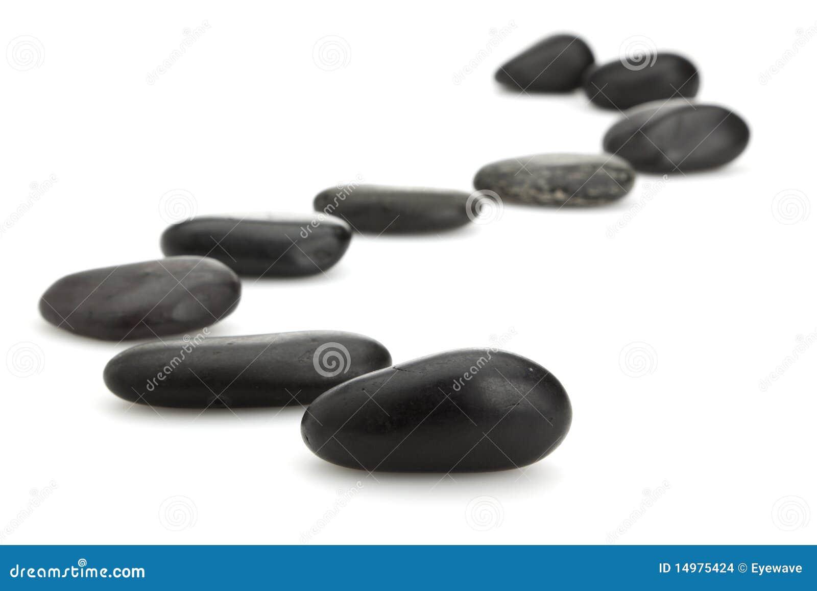 Pfad der Steine