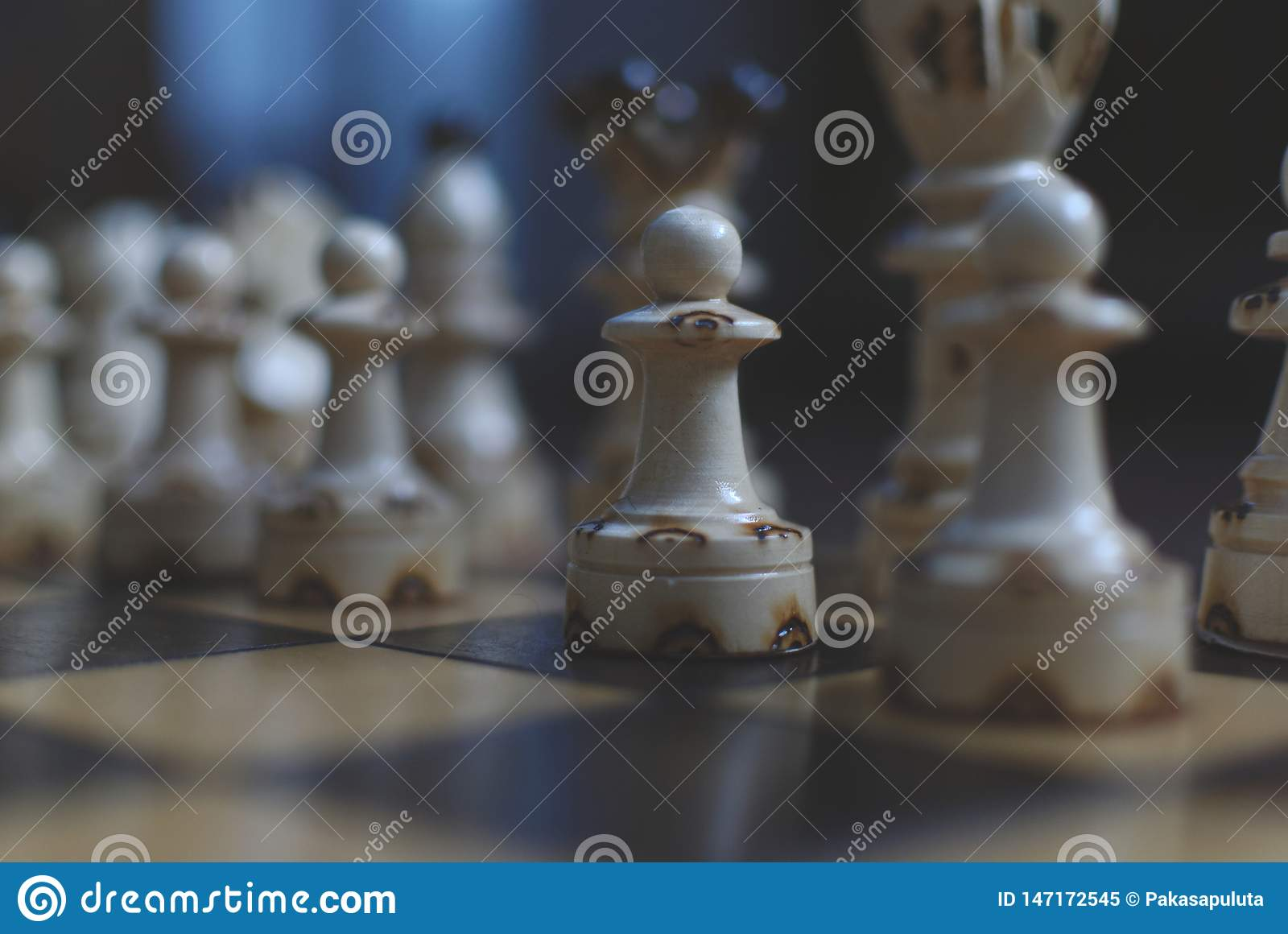 Pfand in Schach 2