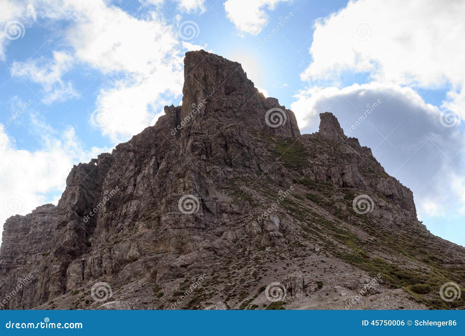 Pfe del ½ del ¿ di Krottenkï della montagna