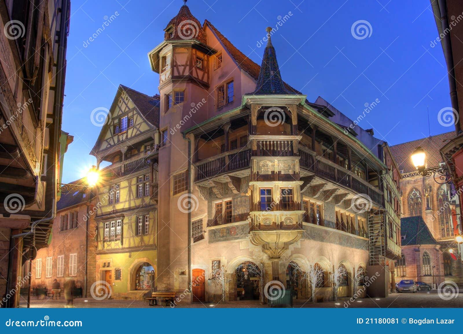 Pfister House, Colmar, France