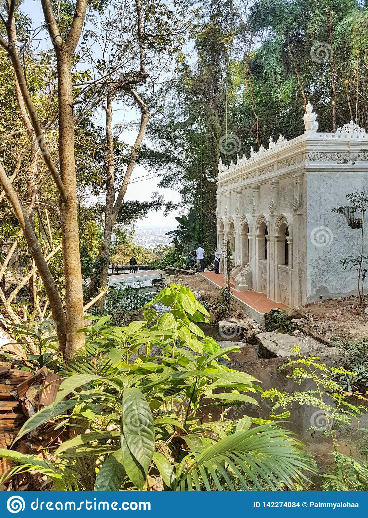 Pha拉特寺庙