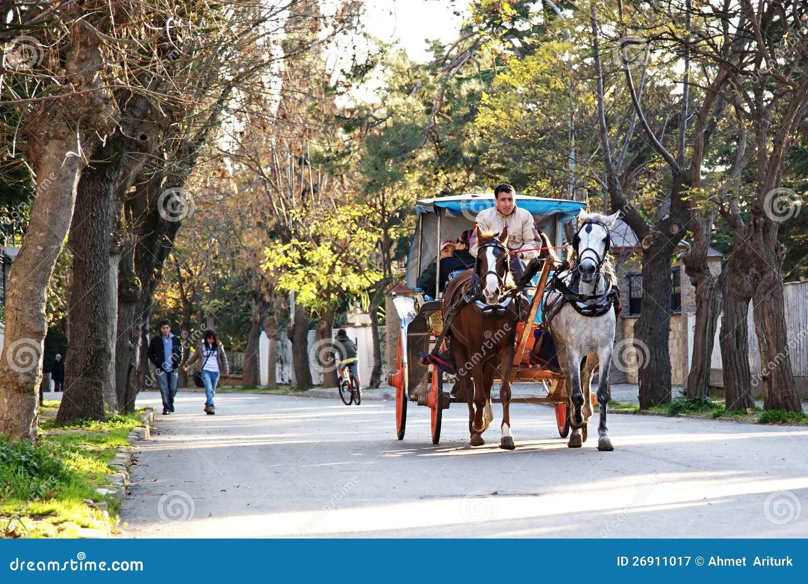 Phaéton chez Adalar, Istanbul