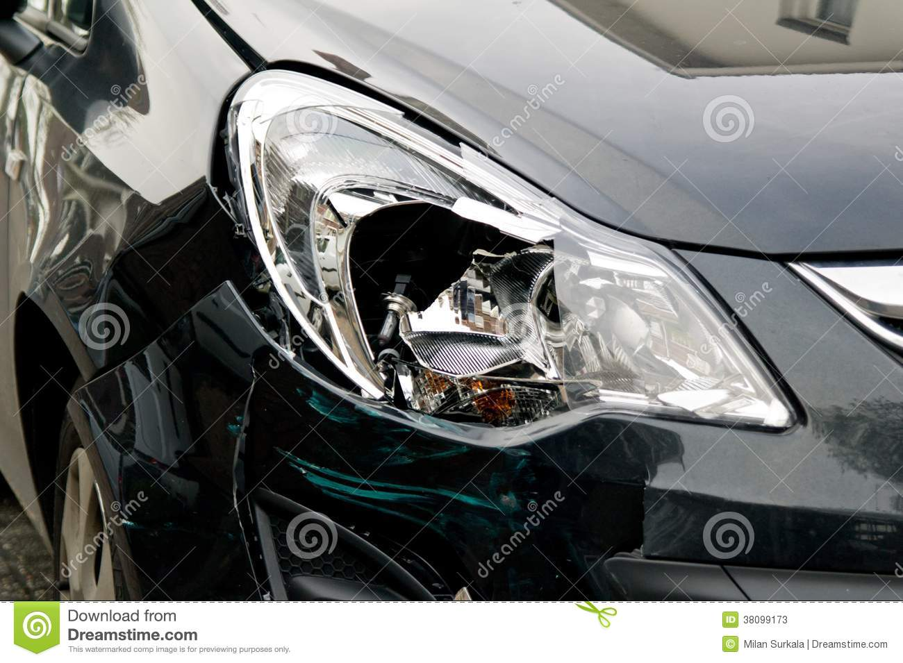 Car Accident Responsable