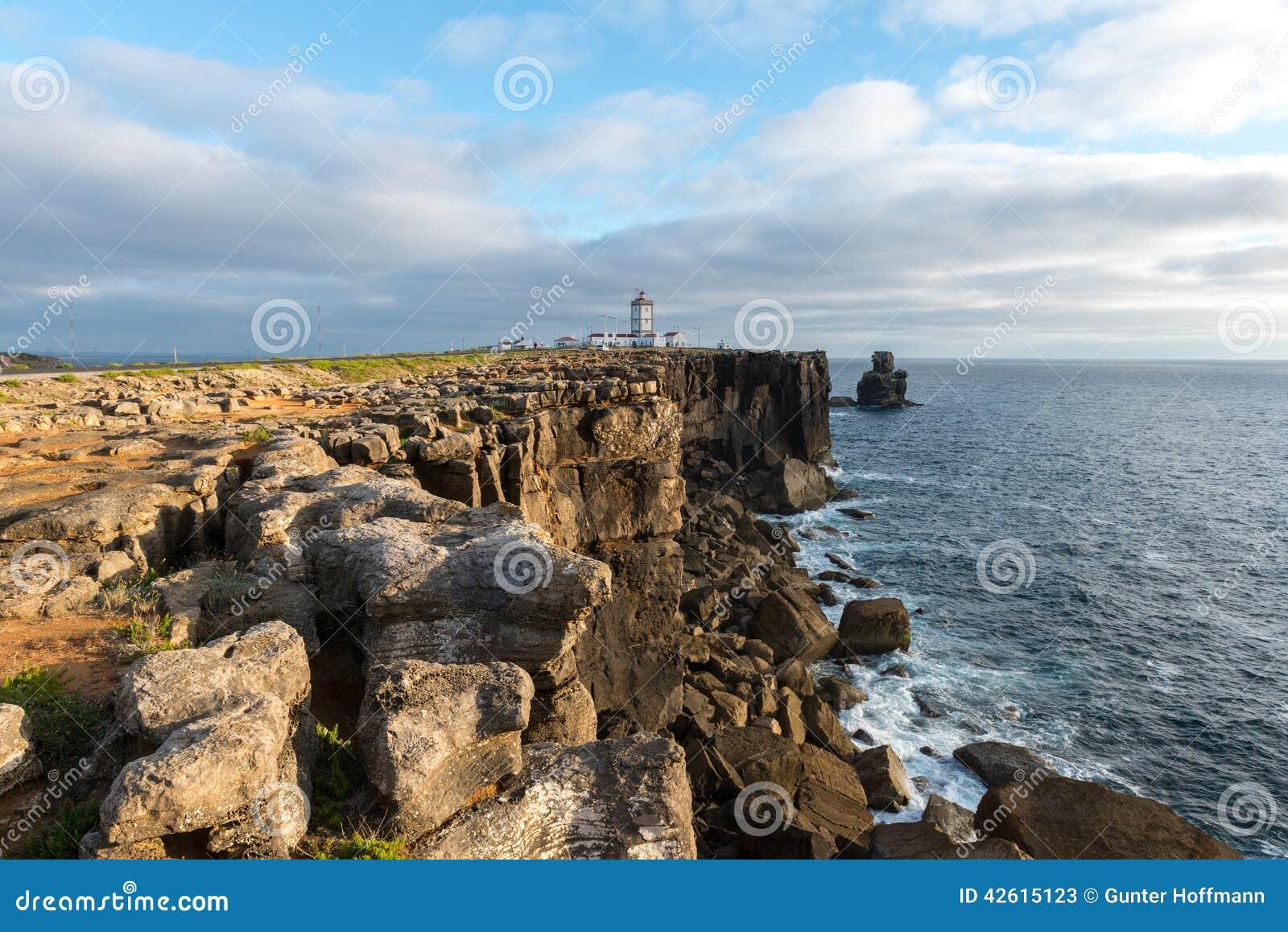 Phare de Cabo Carvoeiro (Portugal)