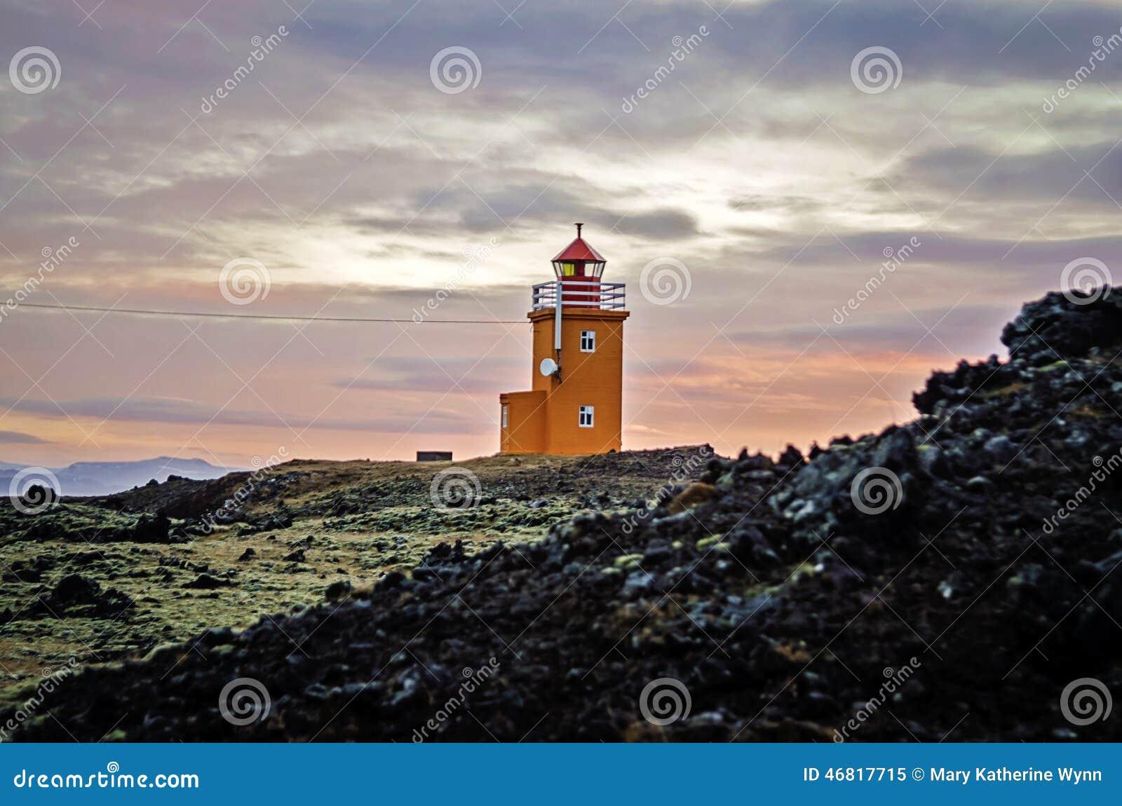 Phare de l Islande