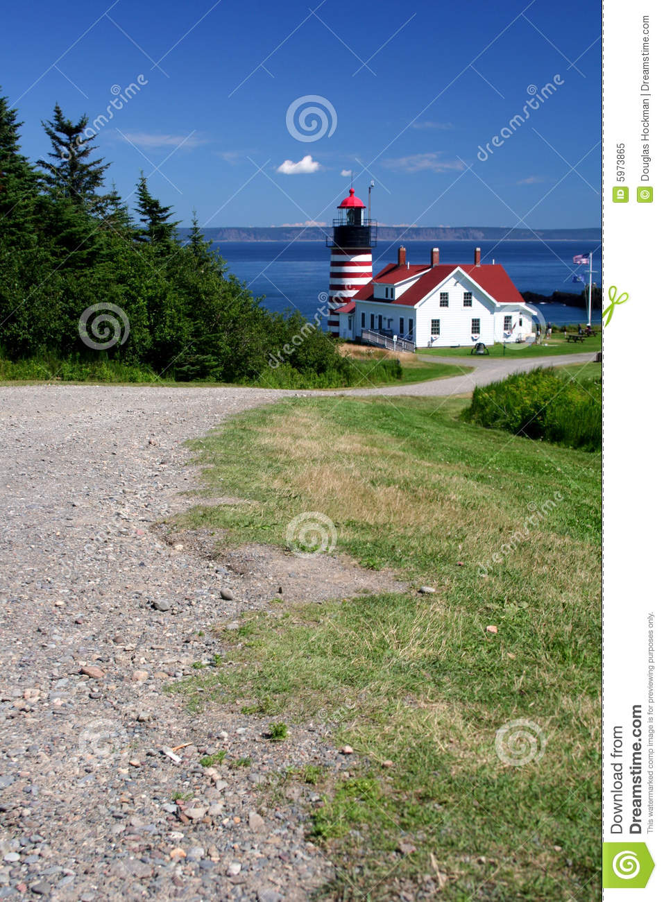 Phare occidental de Quoddy